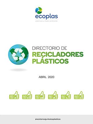 Directorio de Recicladores Plasticos - Abril 2020-1